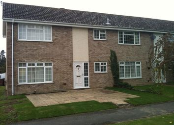 Thumbnail 3 bed end terrace house to rent in Raven Close, Mildenhall, Bury St. Edmunds
