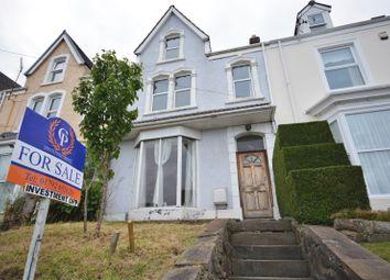 Thumbnail 3 bedroom property for sale in Montpelier Terrace, Swansea