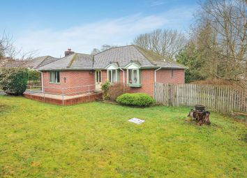 Thumbnail 3 bed detached bungalow for sale in Gorse Farm, Llandrindod Wells