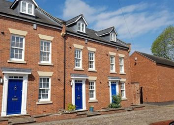 Thumbnail 3 bed town house to rent in Second Wood Street, Nantwich