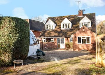 Thumbnail 4 bedroom detached house for sale in Shiplake, Cul De Sac Location