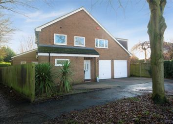Thumbnail 4 bed detached house for sale in Otter Close, Bletchley, Milton Keynes, Buckinghamshire