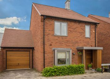 Thumbnail 4 bed detached house for sale in Huntsman Road, Trumpington, Cambridge