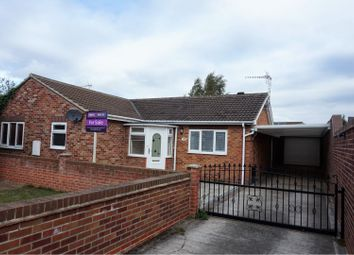 Thumbnail 3 bed detached bungalow for sale in Mill Field Court, Doncaster