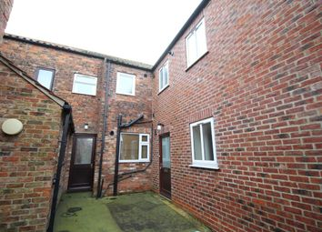 Thumbnail 2 bed flat to rent in B Flatgate, Howden, Goole