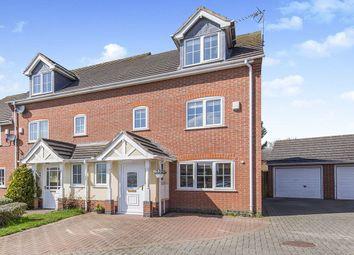 4 bed semi-detached house for sale in Chapman Close, Barlestone, Nuneaton CV13