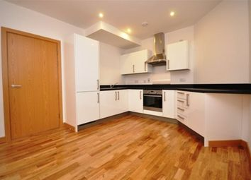 Thumbnail 1 bedroom flat to rent in Walsworth Road, Hitchin
