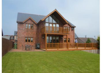 Thumbnail 4 bedroom detached house for sale in Clos Lon Fawr, Ebbw Vale
