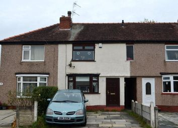 Thumbnail 3 bed terraced house for sale in Roselea Drive, Crossens
