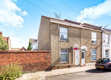 Thumbnail 3 bedroom end terrace house for sale in Collingwood Road, Southsea