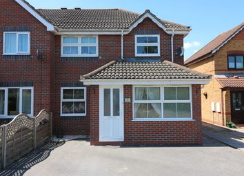 Thumbnail 3 bed semi-detached house for sale in Alexander Way, Dereham
