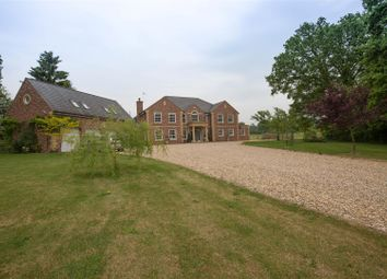 Thumbnail 6 bed detached house for sale in Redditch Road, Ullenhall, Henley-In-Arden
