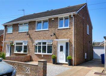 Thumbnail 3 bed semi-detached house for sale in Kendal Way, Anlaby Common, Hull, East Yorkshire