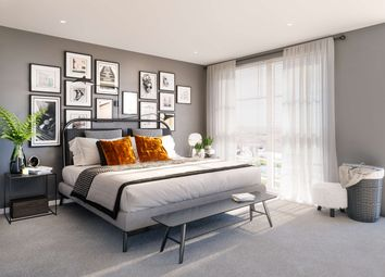 Thumbnail 3 bed flat for sale in Waterden Road, London