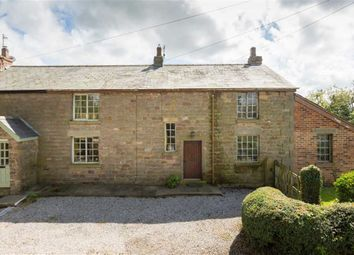 Thumbnail 4 bed cottage for sale in Blackleach Lane, Catforth, Preston