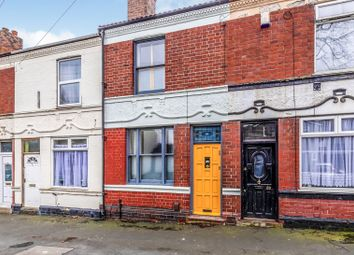 Thumbnail 2 bed terraced house for sale in Brunswick Park Road, Wednesbury