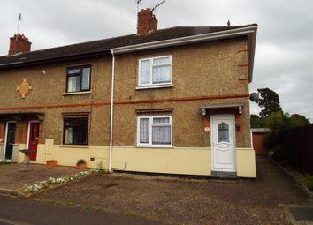 Thumbnail 3 bedroom end terrace house for sale in Downham Market, Norfolk