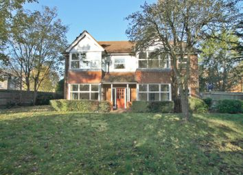Thumbnail 5 bedroom detached house for sale in Hersham Road, Walton-On-Thames