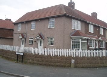 Thumbnail 4 bed semi-detached house to rent in Beech Road, Armthorpe, Doncaster