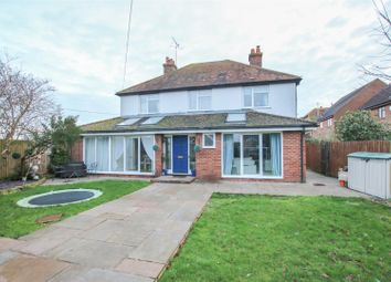 Thumbnail 4 bed detached house for sale in Pendal House, Burcott Lane, Bierton, Aylesbury