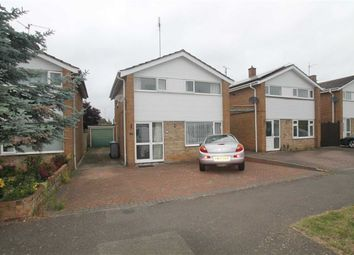 Thumbnail 3 bed detached house to rent in Pennine Way, Kettering