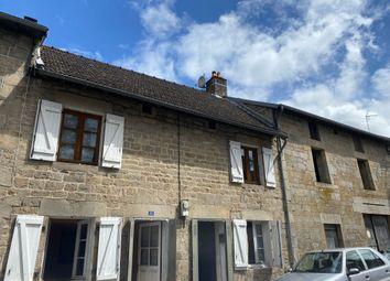 Thumbnail Town house for sale in Peyrat Le Chateau, Peyrat-Le-Château, Eymoutiers, Limoges, Haute-Vienne, Limousin, France
