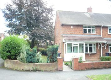 Thumbnail 2 bedroom semi-detached house for sale in Kitchen Lane, Wednesfield, Wednesfield