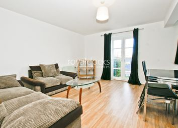 Thumbnail 2 bedroom flat to rent in Langbourne Place, London
