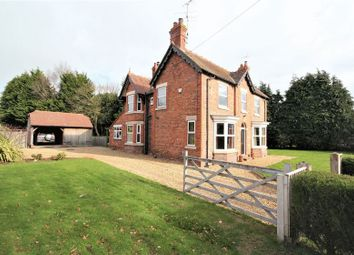 Thumbnail 4 bed detached house for sale in Sandy Lane, Aston, Nantwich