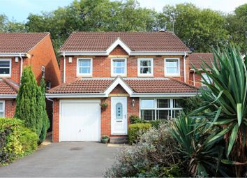 Thumbnail 4 bed detached house for sale in Pavilion Gardens, Scunthorpe