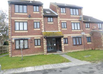 Thumbnail 1 bed flat to rent in Satinwood Close, Bognor Regis
