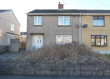 Thumbnail 3 bedroom semi-detached house for sale in 21 Bryn Rhos, Llanelli, Carmarthenshire