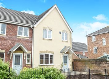 Thumbnail 3 bed semi-detached house for sale in Heol Y Dryw, Rhoose, Barry