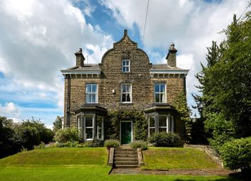 Thumbnail 7 bed detached house for sale in North Road, Horsforth, Leeds