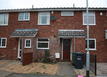 Thumbnail 2 bed terraced house to rent in First Avenue, Warboys, Huntingdon