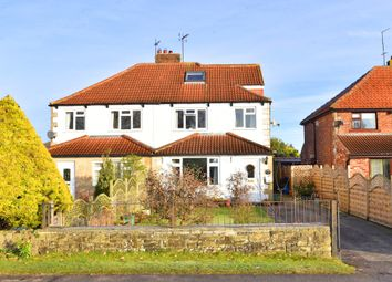 Thumbnail 4 bed semi-detached house for sale in Lund Lane, Killinghall, Harrogate