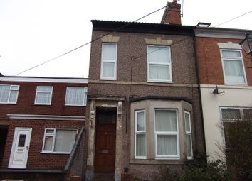 Thumbnail 4 bed terraced house to rent in Gloucester Street, Coventry