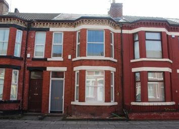 Thumbnail 4 bedroom property to rent in Thornycroft Road, Wavertree, Liverpool