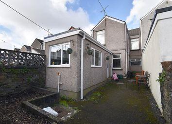 Thumbnail 5 bed terraced house for sale in Rhondda Street, Swansea