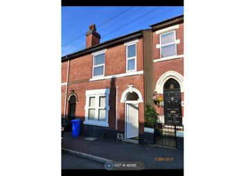 Thumbnail 5 bed terraced house to rent in Sudbury Street, Derby