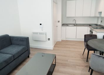 Thumbnail 1 bed flat to rent in Carrs Road, Cheadle