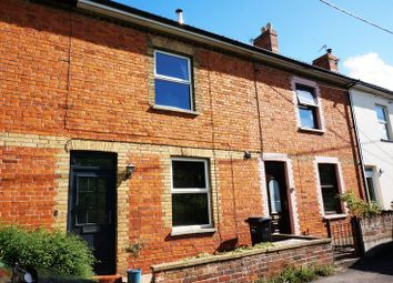 Thumbnail 2 bed terraced house for sale in Laburnum Terrace, Creech St. Michael, Taunton