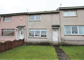 Thumbnail 2 bed terraced house for sale in Ellisland Square, Kirkmuirhill, Lanark