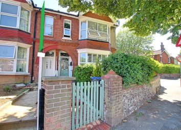 Thumbnail 3 bed flat for sale in Tower Road, Worthing, West Sussex