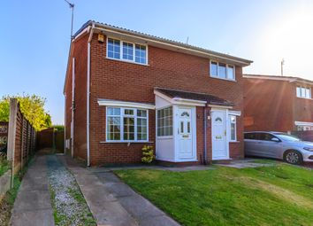 Thumbnail 2 bed semi-detached house for sale in Blaydon Park, Skelmersdale
