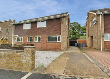 Thumbnail 3 bed semi-detached house for sale in Westwick, Hedon, Hull