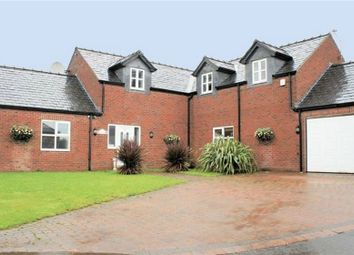 Thumbnail 4 bedroom detached house for sale in Plodder Lane, Bolton, Lancashire