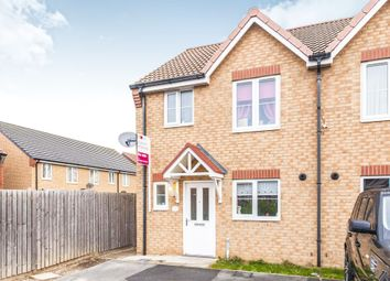 Thumbnail 3 bedroom semi-detached house for sale in Douglas Street, Middlesbrough