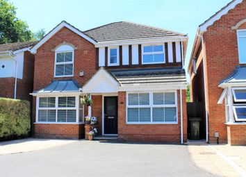Thumbnail 4 bedroom detached house for sale in Derry Close, Ash Vale