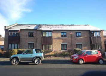Thumbnail 2 bed flat for sale in Croft Court, Lanchester, Durham